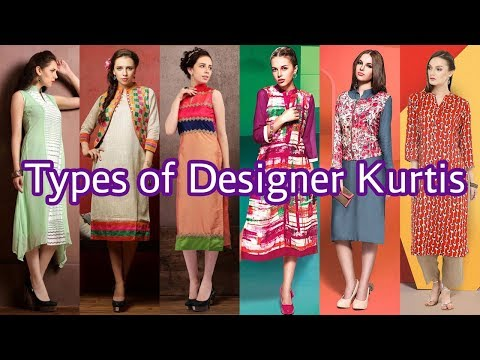 Latest Style of Kurtis Design