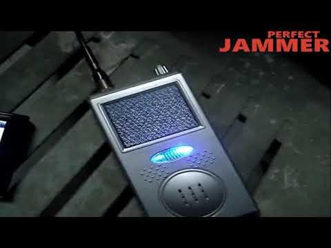 Wireless transmission video signal WiFi jammer