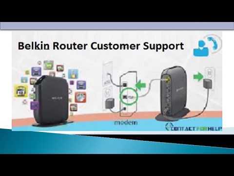 Belkin Router Customer Support 1 800 335 8177