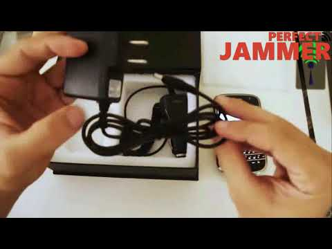 Super mini portable cell phone wifi signal jammer