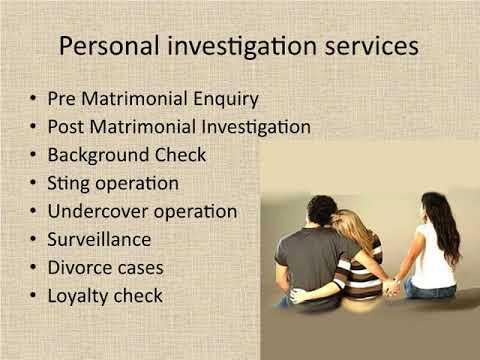 Private Spy Agency in Delhi India   Best Investigation