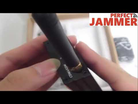 Cell phone signal jammer mini portable blocker