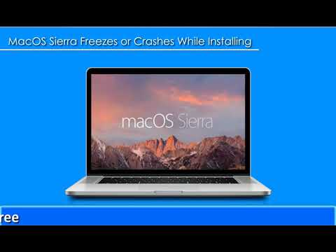 How to Solve macOS Sierra Update Problem on your Mac
