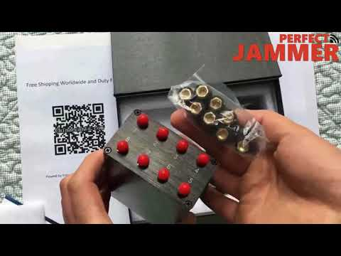 Most popular portable mobile 4g jammer 2018 US