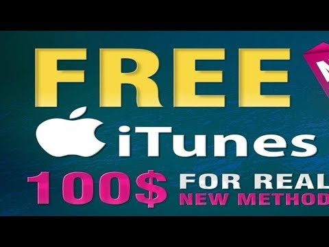 How To Get Free iTunes Codes | iTunes Gift card codes For Free (With Proof)