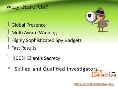 The most trusted detective agency in Delhi