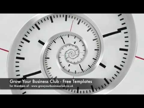 Grow Your Business Club Web Design Templates
