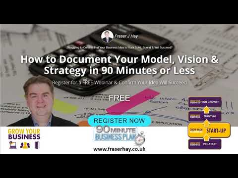 FREE Webinar - Confirm Your Business Idea Will Succeed