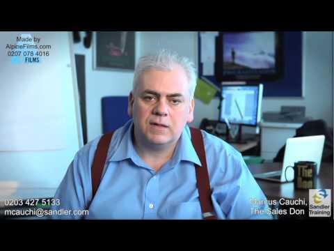 Sales Episode 20:  Marcus Cauchi - Trade Show Selling