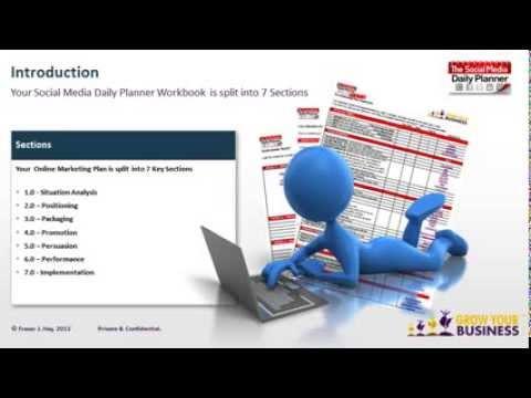 Social Media Marketing Plan 2014-2015