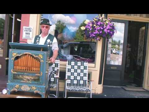 Calliope Music Boxes, Organ Grinders Band Organ Rally