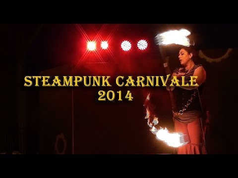 Steampunk Carnival 2014