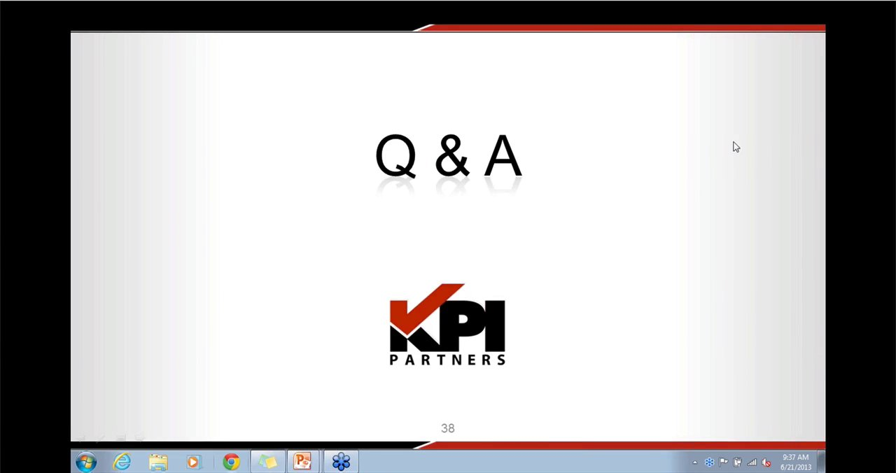 PT 5: Q&A  [Unpacking The New Oracle BI Apps (Now With ODI!)]