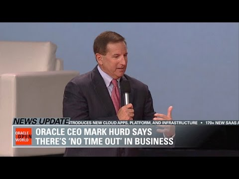 Watch Mark Hurd's Keynote Highlights at Oracle OpenWorld 2014
