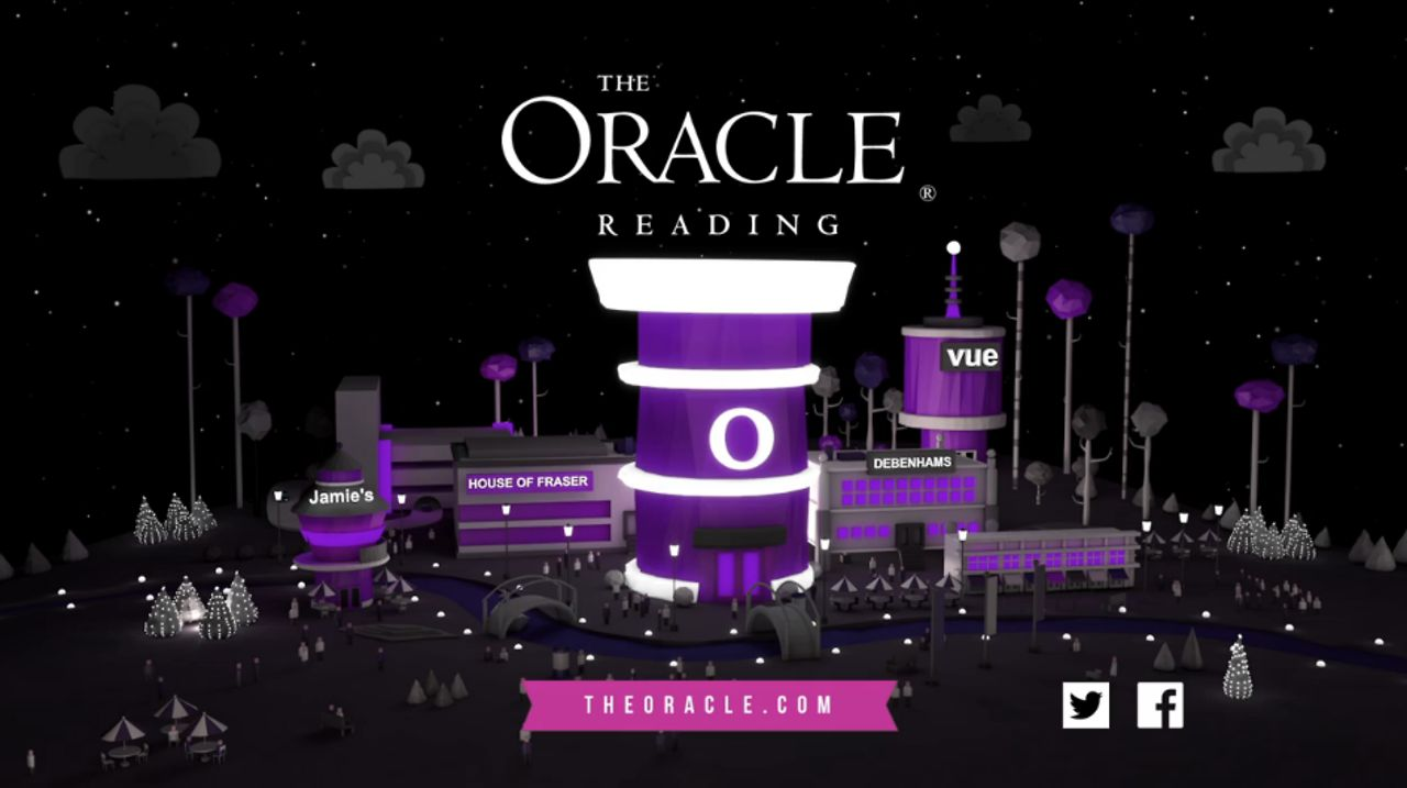 ORACLE TVC / MOVEMAKESHAKE /