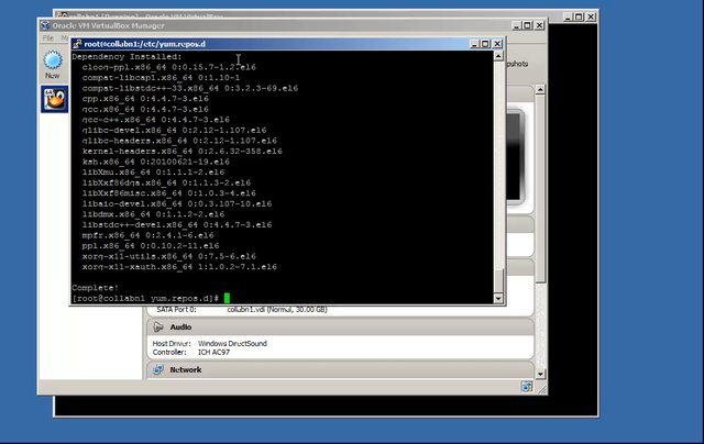 Step by Step installing Oracle 12c RAC on VirtualBox