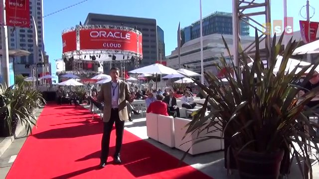 BLOG: Impressions from Oracle Open World 2013