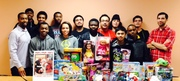 Blair's Toys for Tots Project 2013