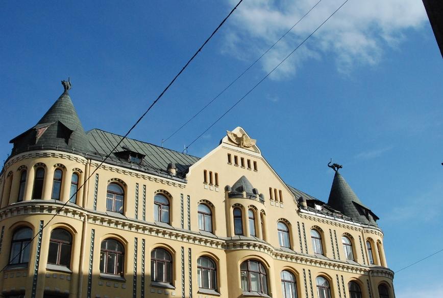 Riga meeting - Riga black cats
