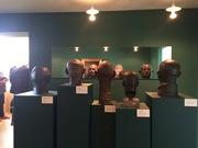 Faces at Bornholms Art Museum