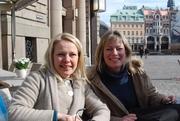 Riga meeting - The Twins:)