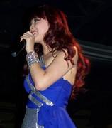 Hot Redheaded Singer