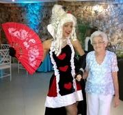 RAINHA de COPAS (RJ) / BALEIRA (RJ) / ANIMAÇÃO de PISTA de DANÇA (RJ) / ANIMAÇÃO para FESTAS ADULTAS e INFANTIS (RJ) p/ Festas e Eventos c/:  IZLENE CRISTINA Prod.- Whatsapp:(21)97556-7518 ; e-mail:(