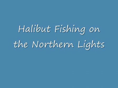 Halibut Fishing with the Northern Lights out of Homer