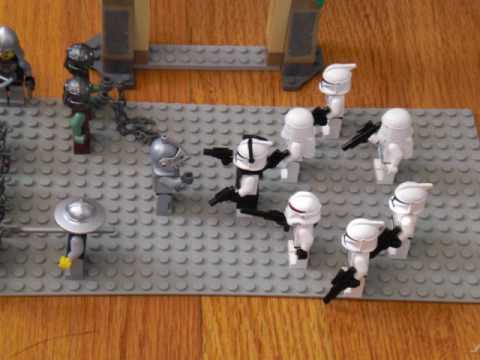 Lego Warriors Through Time: Part 4. Working Together