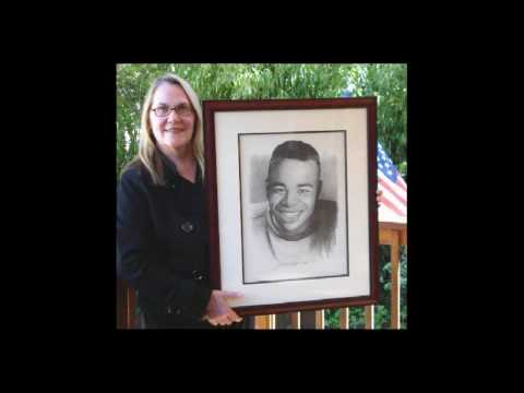 Fallen Heroes 3 - Mike Reagan Iraq & Afghan portraits