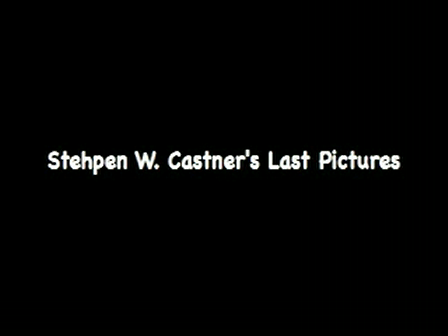 Stephen W. Castner's Last Photos