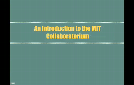 Collaboratorium Intro