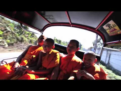 Tuk-Tuk Music Video by Pennan Brae