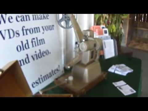 How To Make DVD's From Old Film & Videos