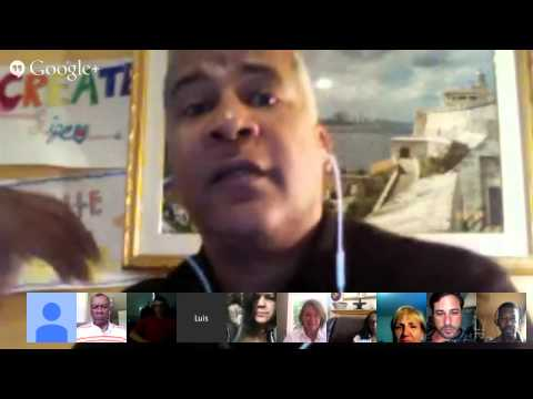 Creating Community (Hangout 1)