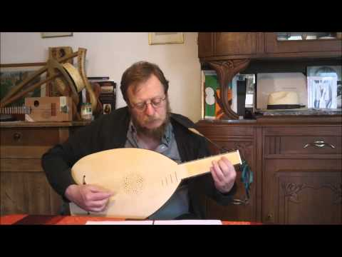 Cantio Lodomerica XL - Lute - Luth