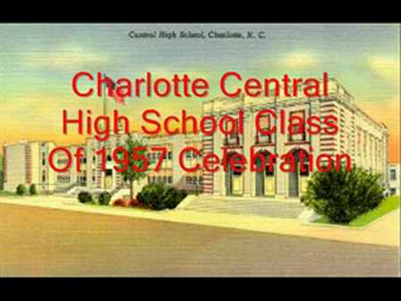 1957 Charlotte Central High School Class Celebration