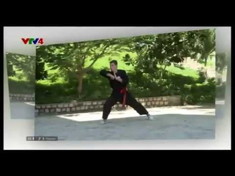 Minh Long school on Vietnamese TV 2014 (part 2/3)