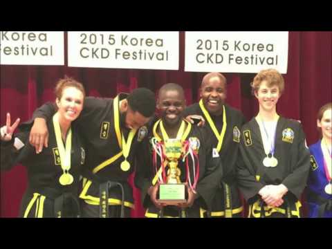 Gabao Martial Arts Interview - Maitre Guy Nzamba