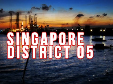 Find out about Singapore District 05 - Clementi, Dover, Pasir Panjang, West Coast