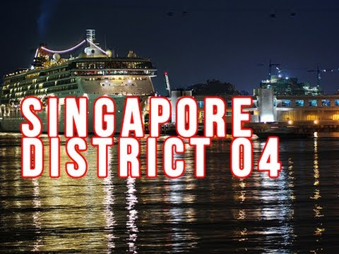 Find out about Singapore District 04 - Harbourfront, Mount Faber, Telok Blangah