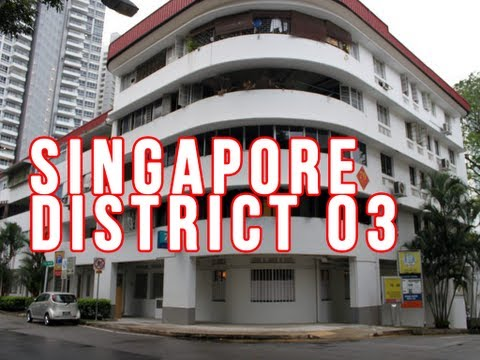 Find out about Singapore District 03 - Alexandra, Queenstown, Tiong Bahru