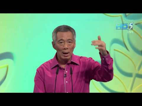 PM Lee National Day Rally 2013 in English (Full Length) - 18Aug2013