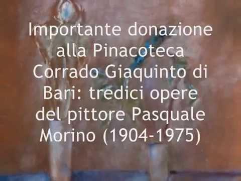 Pasquale Morino, pittore