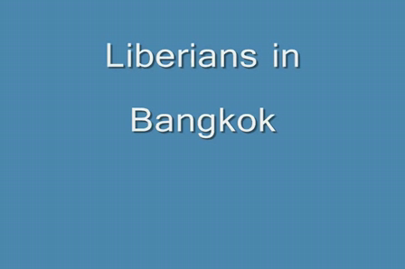 LIBERIANS IN BANGKOK THAILAND part 3