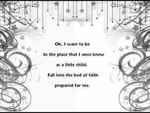 I will rest in you - Jaci Velasquez
