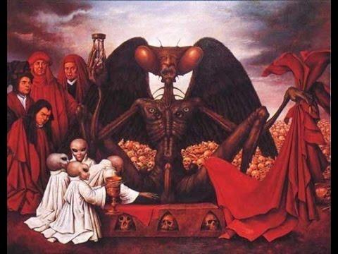 The Real Story Behind Aliens  Ufos  Demons  Illuminati & Satanism 2015