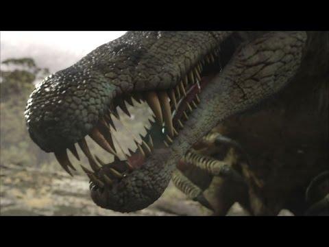 DINOSAURS -  Predatory monsters  - Documentary