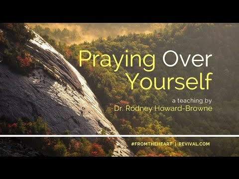 """Praying Over Yourself"" Rodney Howard-Browne 11-06-2016"