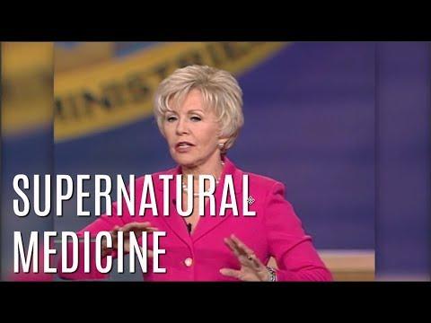 Supernatural Medicine   Healing School   Gloria Copeland